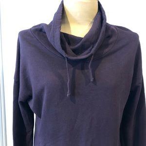 Standard James Perse Sweatshirt Dress 3 Medium Lg